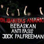 Solidaritas Anarkis Di Yogyakarta dan Surabaya, Bebaskan Tahanan Antifasis Jock Palfreeman (Bilingual)
